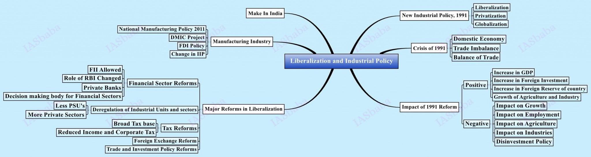 Liberalization and Industrial Policy