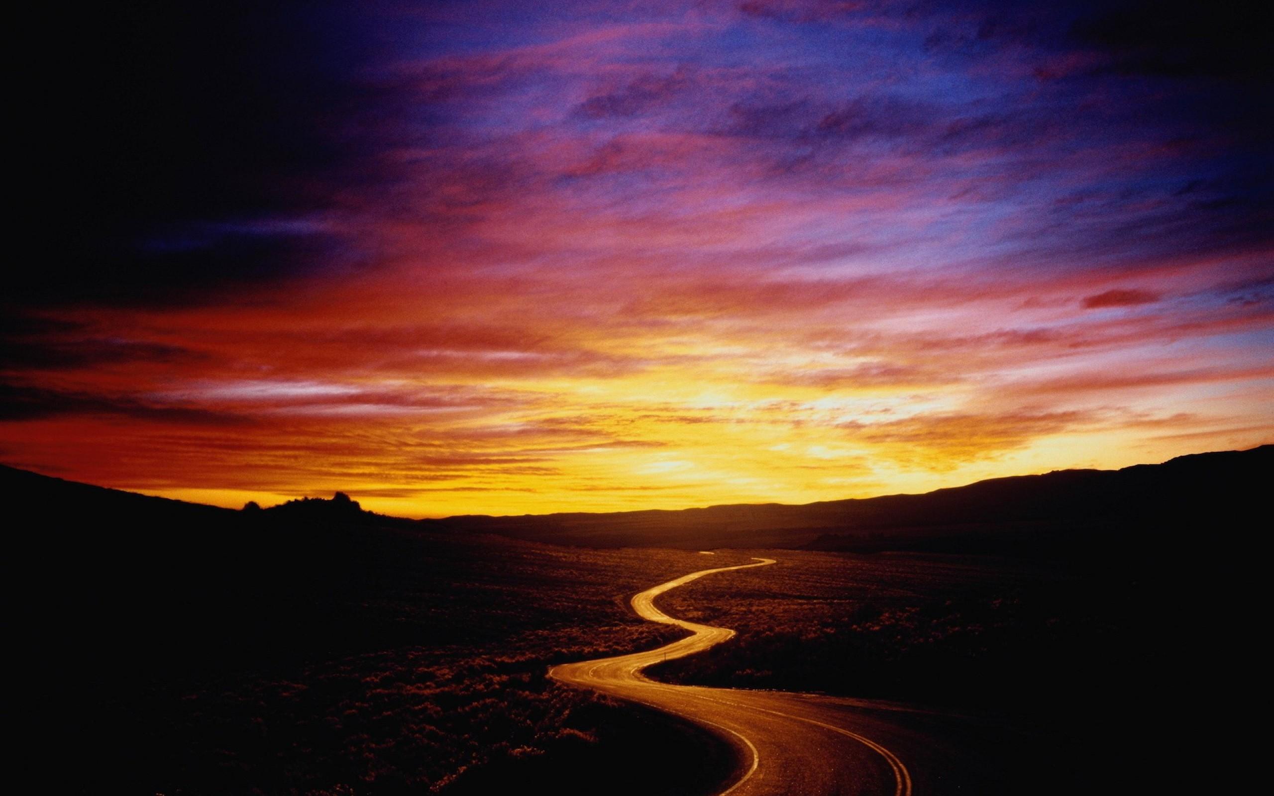 6965187-nature-road-sunset