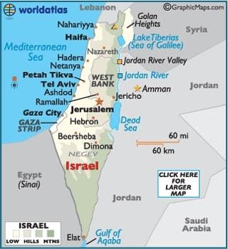 India Israel relationship-min