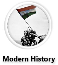 UPSC previous year GS prelims paper from modern history compilation