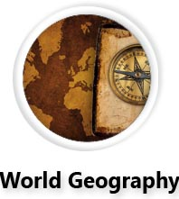 UPSC previous year GS prelims paper from World geography compilation
