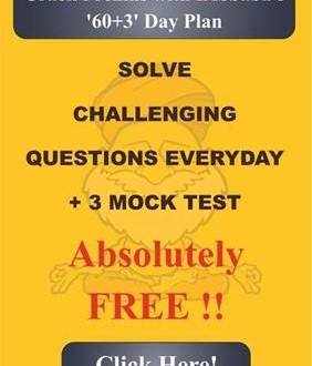 IASbaba Daily Prelims Test- CSAT [Day 6] English/Hindi