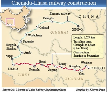 Lhasa railway-min