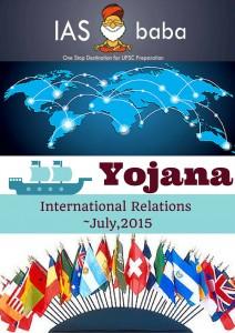 Yojana International Relations