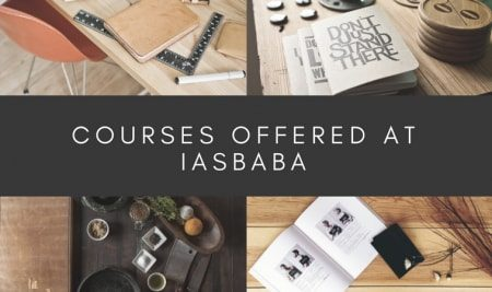 Courses Offered at IASbaba