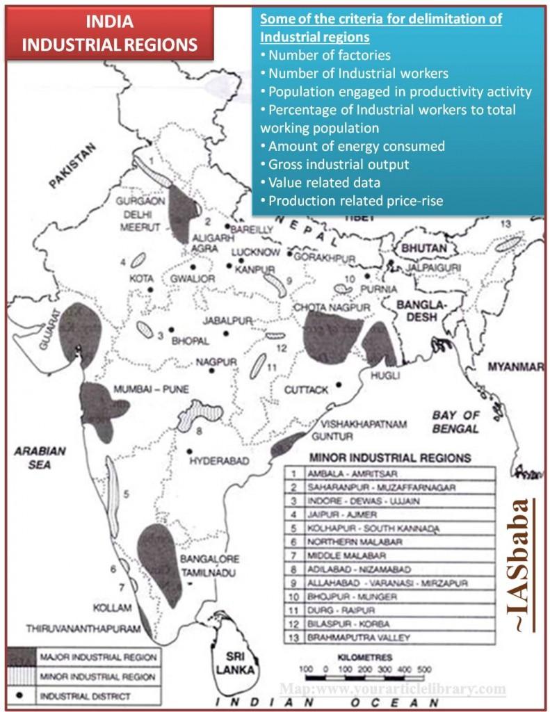 Industrial Regions