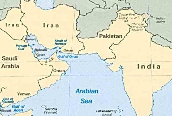 India Iran relation-min