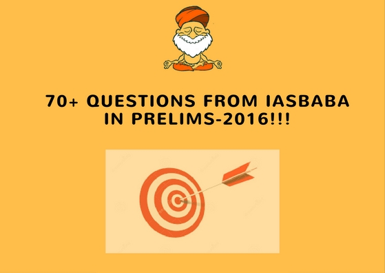 IASbaba's Free Prelims Mock Test
