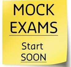 MOCK-EXAMs