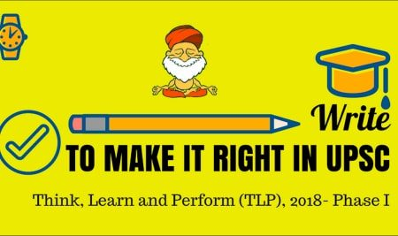 THINK, LEARN & PERFORM (TLP) 2018, Phase I