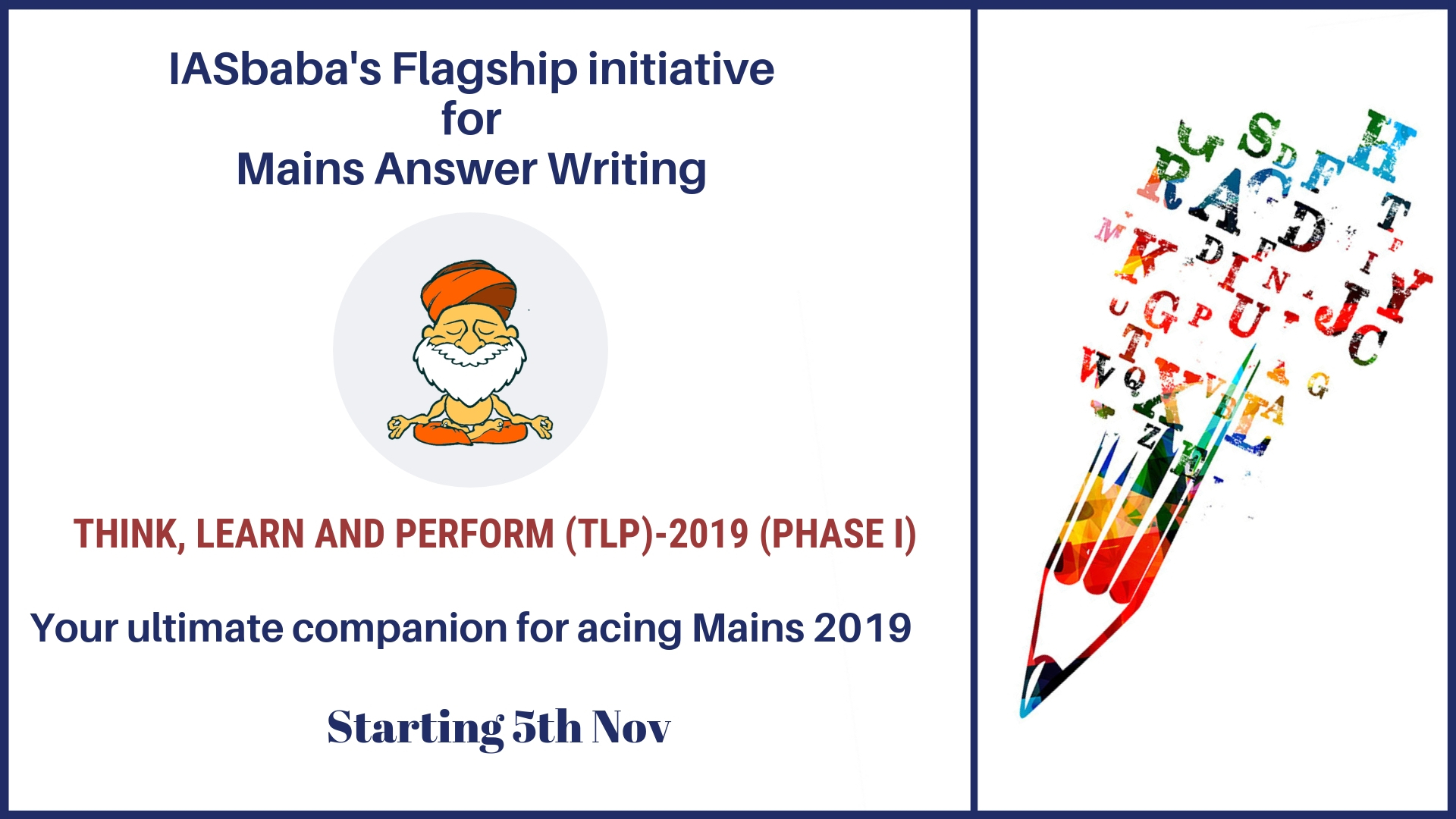 Mains Answer Writing Programme UPSC, IASbaba Mains Answer Writing