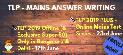 TLP – Mains Answer Writing Programme