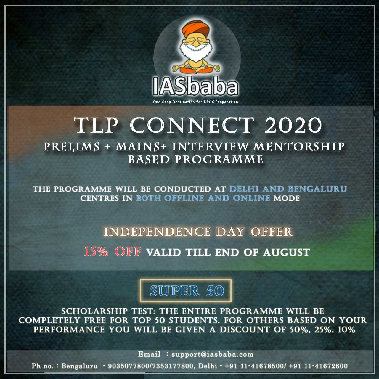 TLP Connect 2020