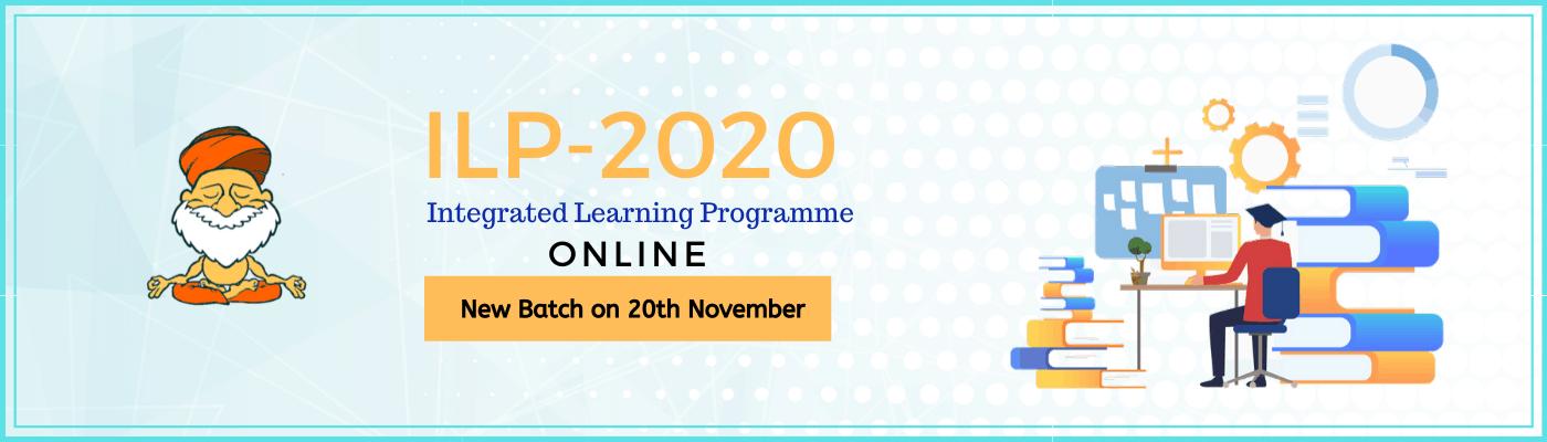 ILP 2020 - UPSC Course - IASbaba