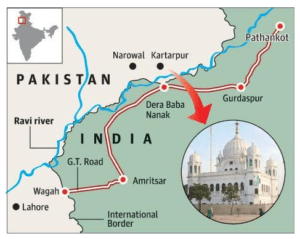 All India Radio (AIR) IAS UPSC - Significance and Historical Respective of Kartarpur Corridor