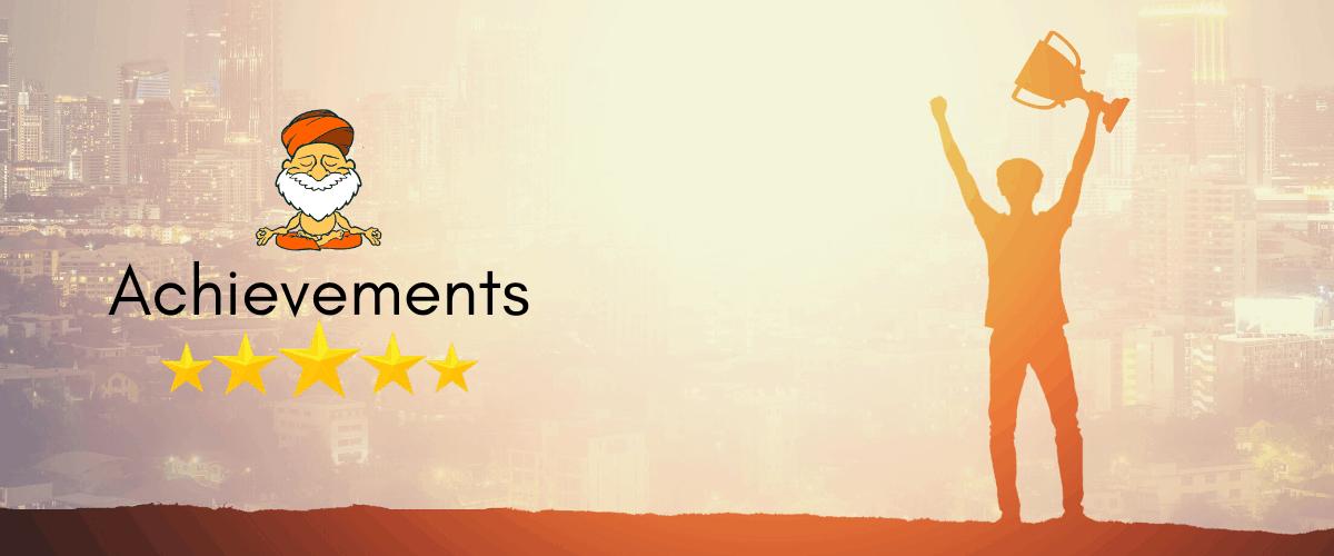 Achievements - IASbaba