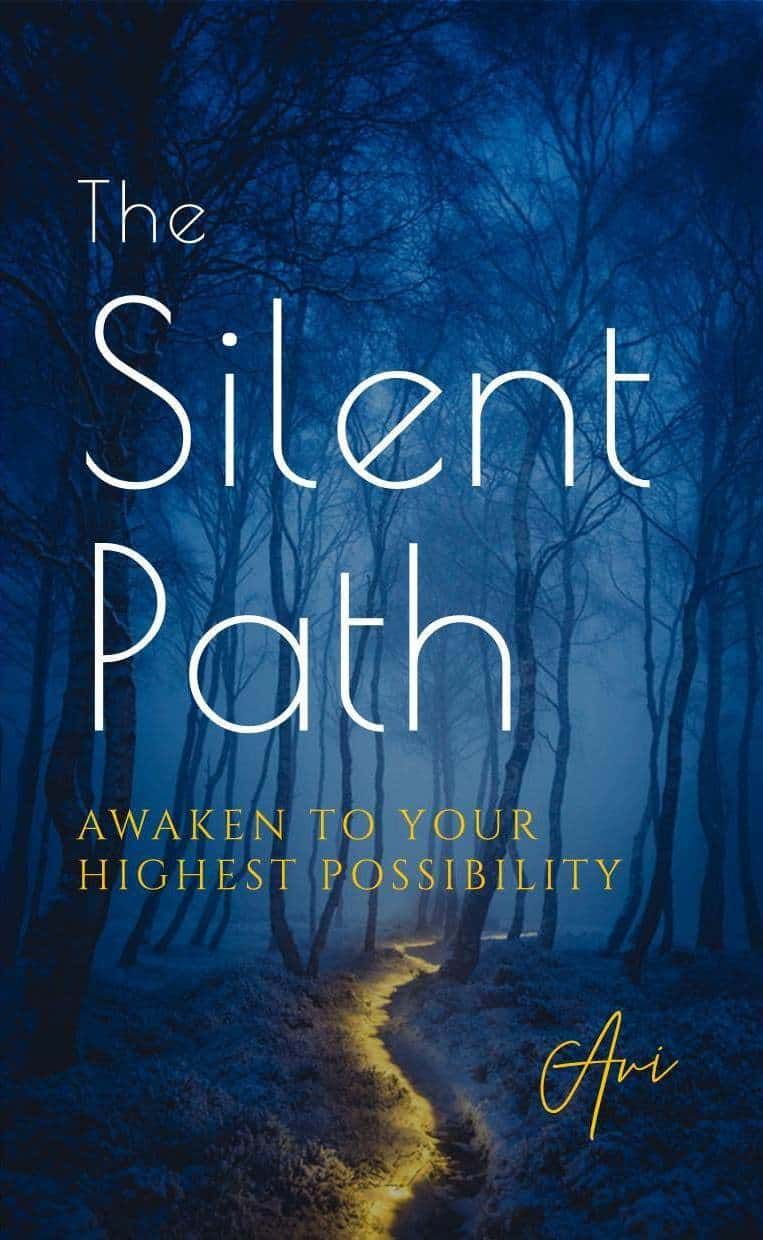 The Silent Path front book cover