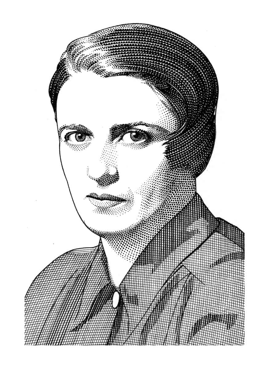 Ayn Rand Russian-American writer and philosopher
