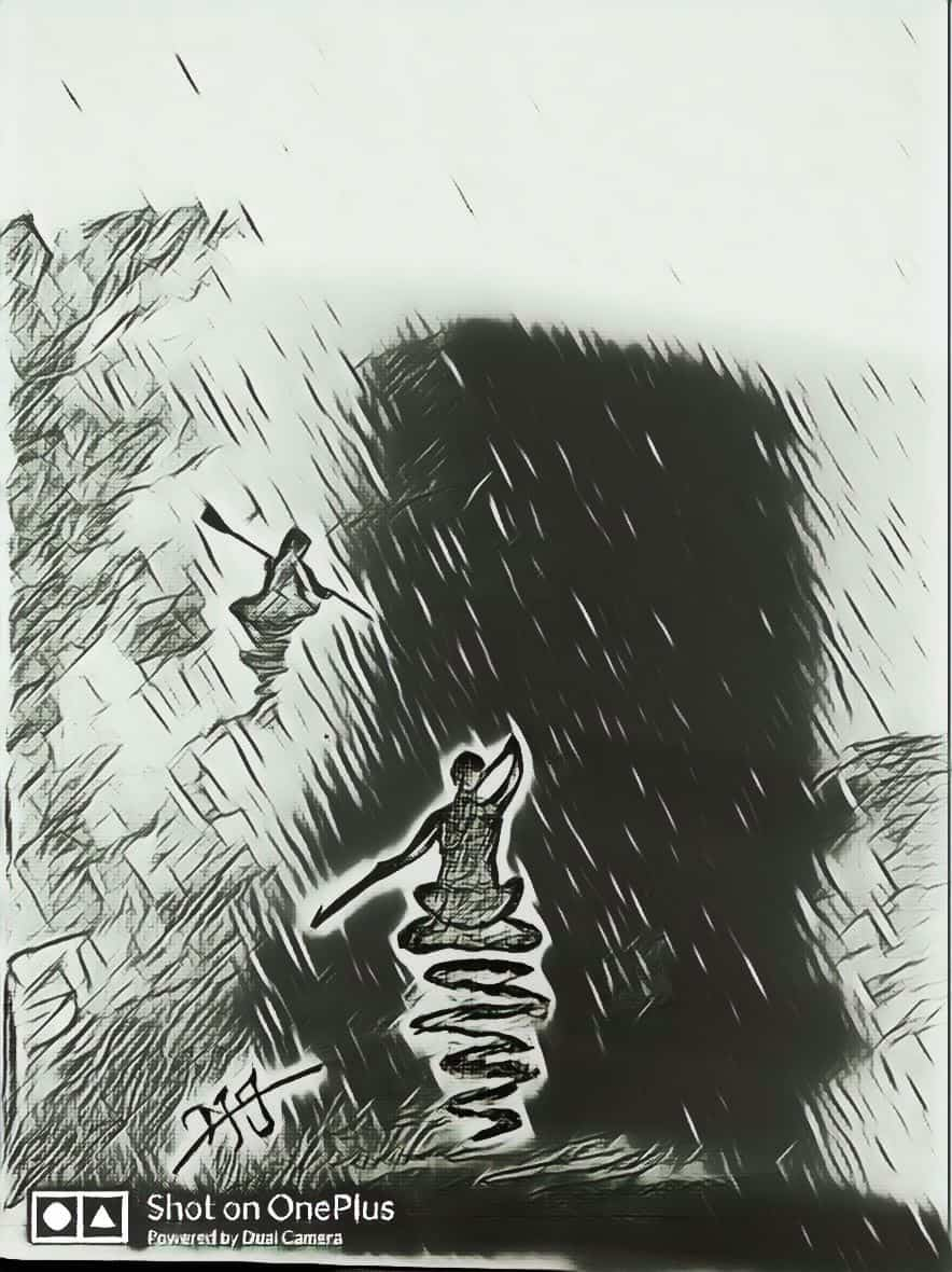 IASbaba - Catharsis-Sketch by Mahesh-3