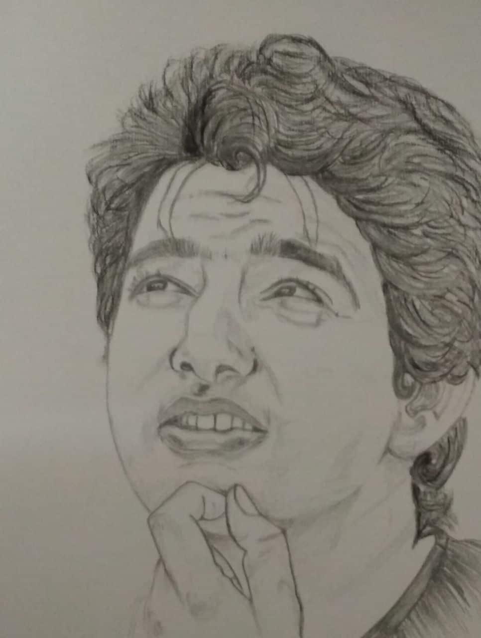 IASbaba Unlock Your Talent & Creativity - Shreya-Gupta-Sketching-1