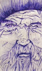 IASbaba Unlock Your Talent & Creativity - Shreya-Gupta-Sketching-2