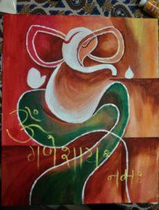 IASbaba Unlock Your Talent & Creativity - Shreya-Gupta-Sketching-4