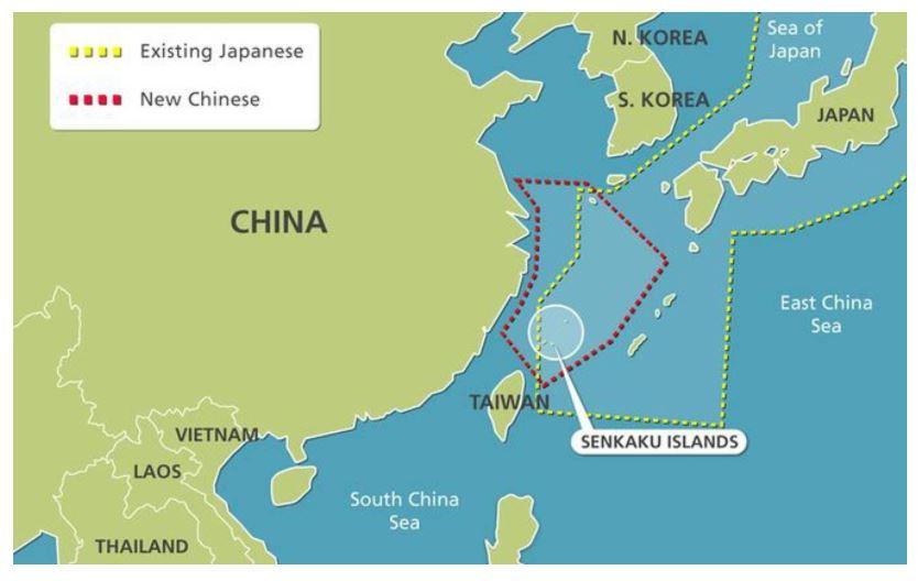 Senkaku-Diaoyu Islands Dispute – The Big Picture – RSTV IAS UPSC