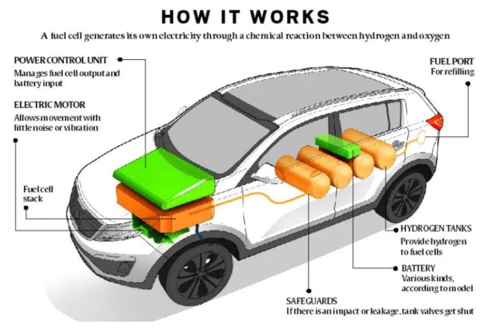 Hydrogen V Electric Cars